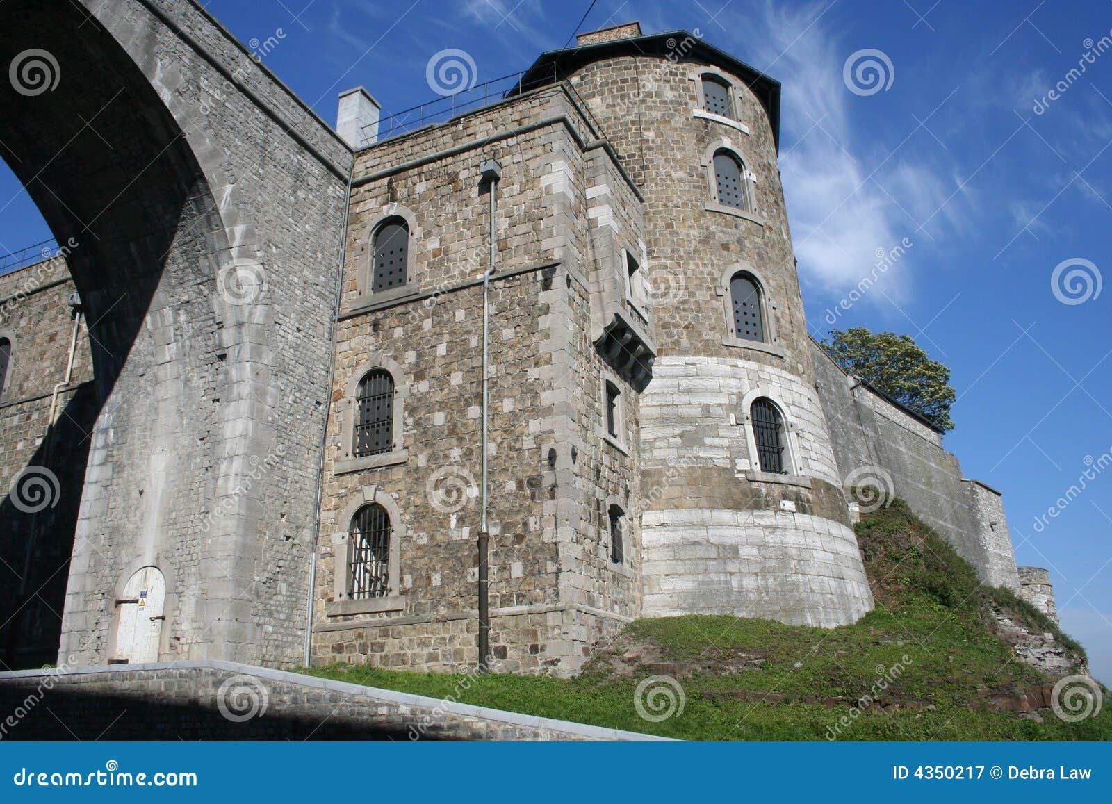 Fort de Namur (citadelle), Belgique