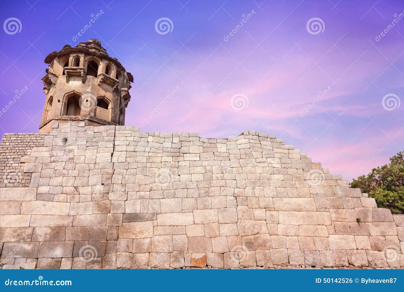 Fort in Hampi