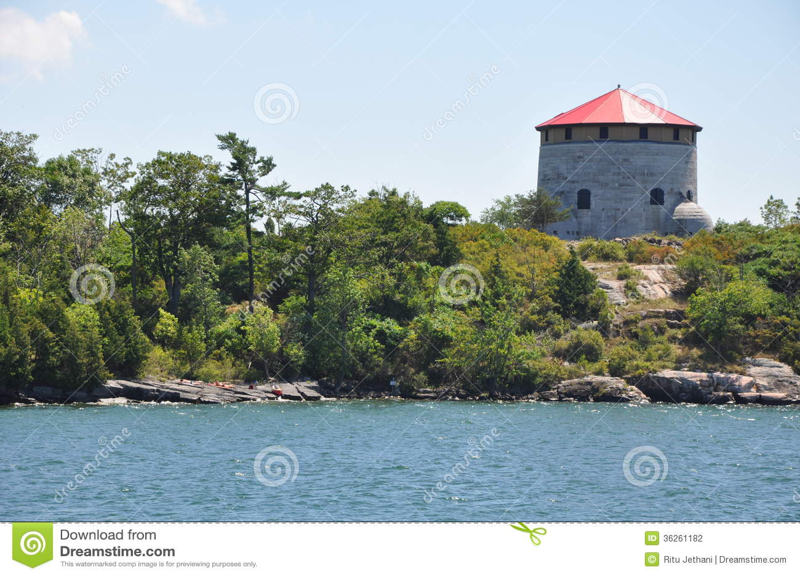 Fort Henry w Kingston, Kanada