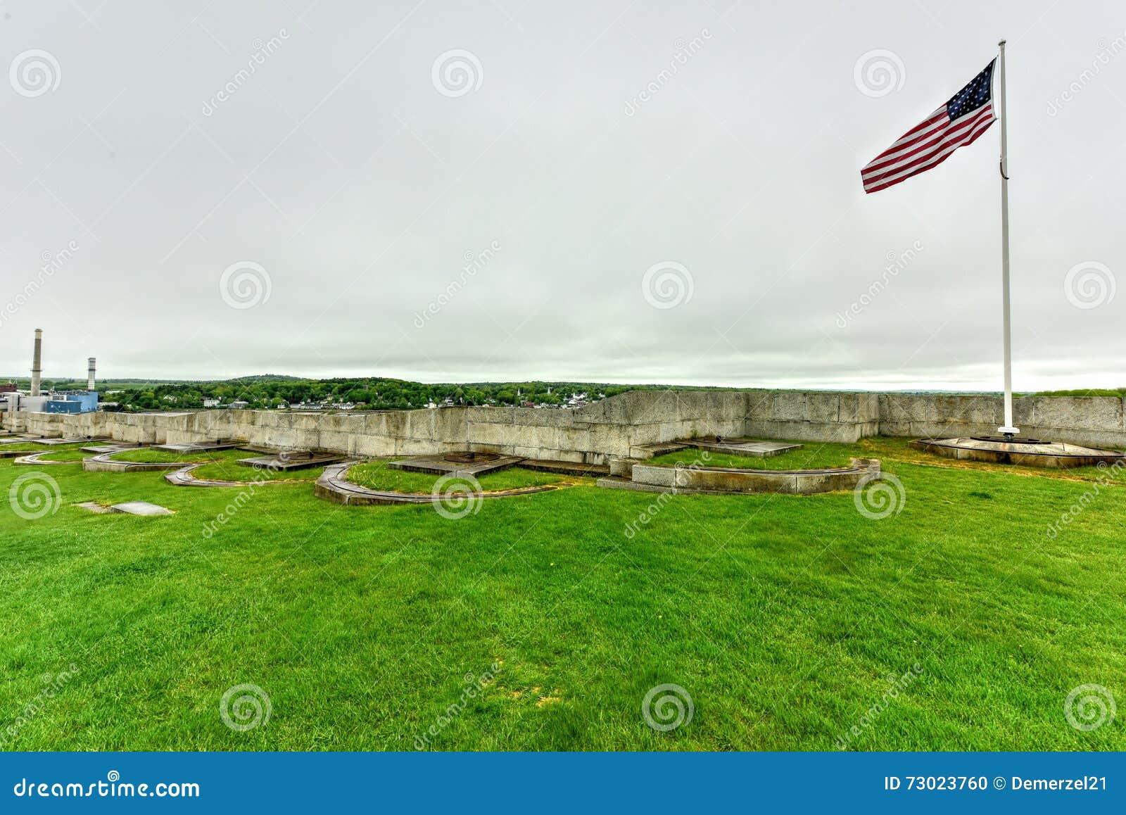 Fort Knox, Maine -