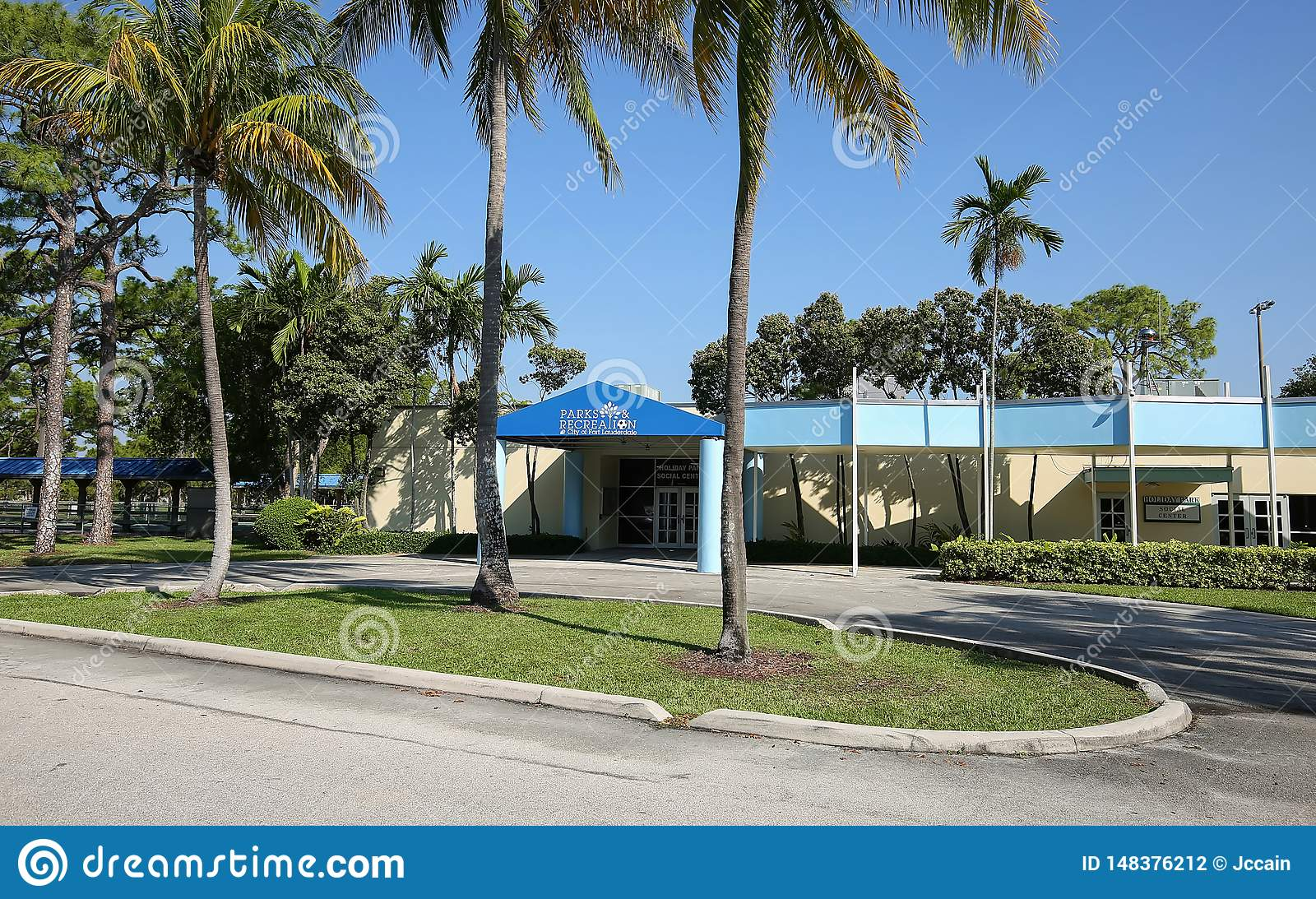Fort Lauderdale`s Park and Recreation Center