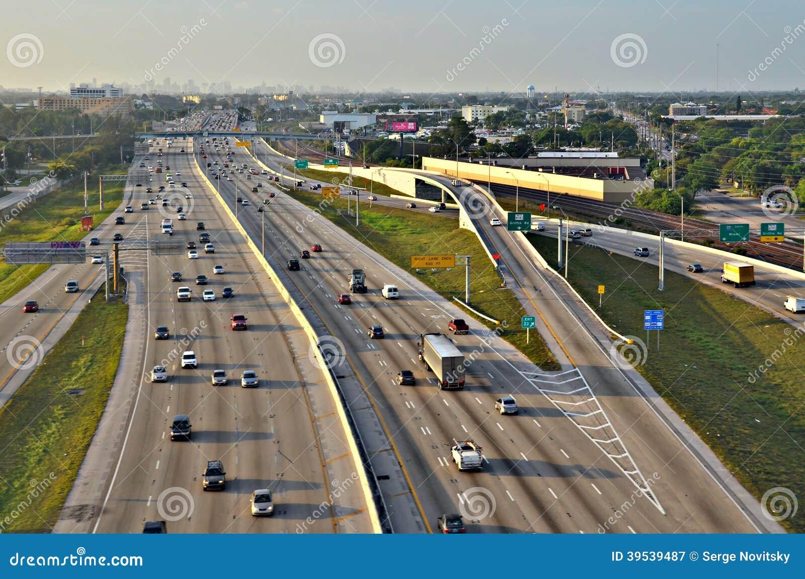 Fort Lauderdalehuvudväg