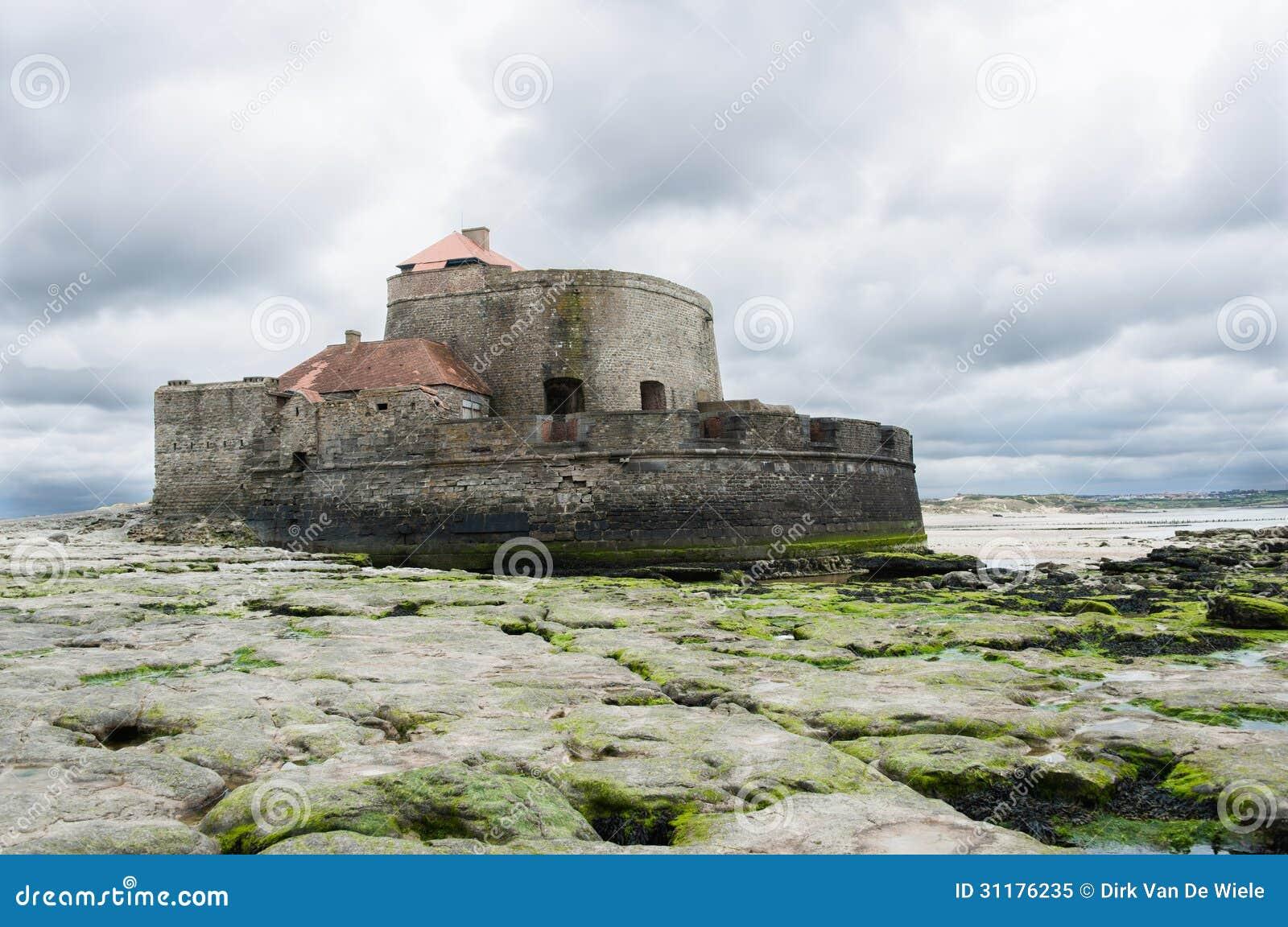 Fort Mahon Ambleteuse frontside