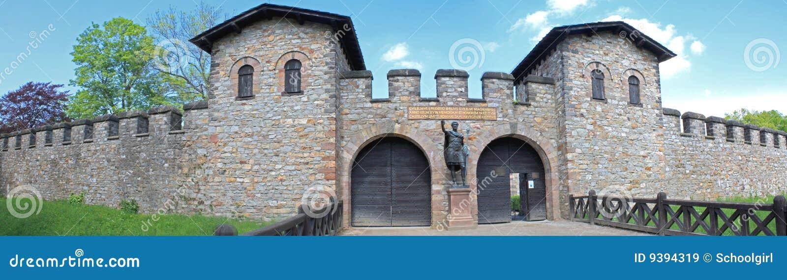 Fort romain de Saalburg