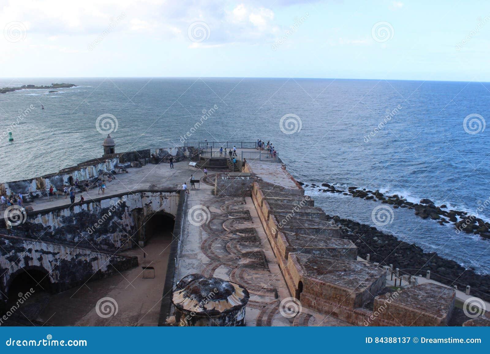 Fort som lokaliseras i San Juan