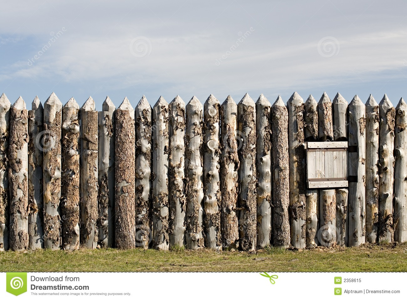 Fort wall royalty free stock photo image 2358615 for Old wooden forts