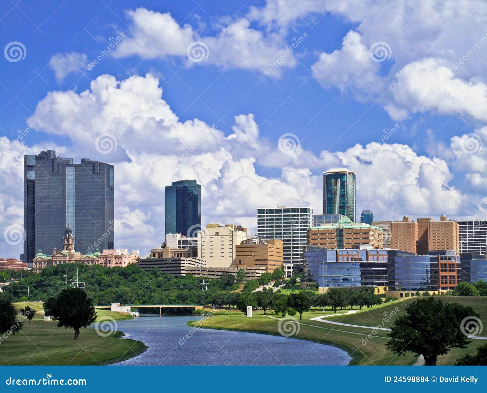 Fort- WorthSkyline