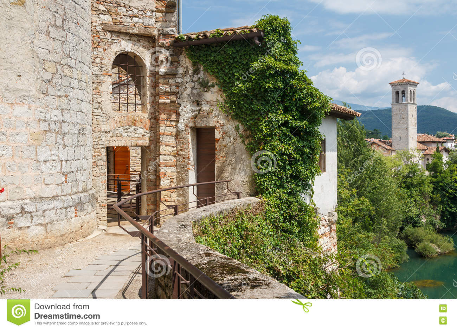 Fortalecimientos de Cividale del Friuli