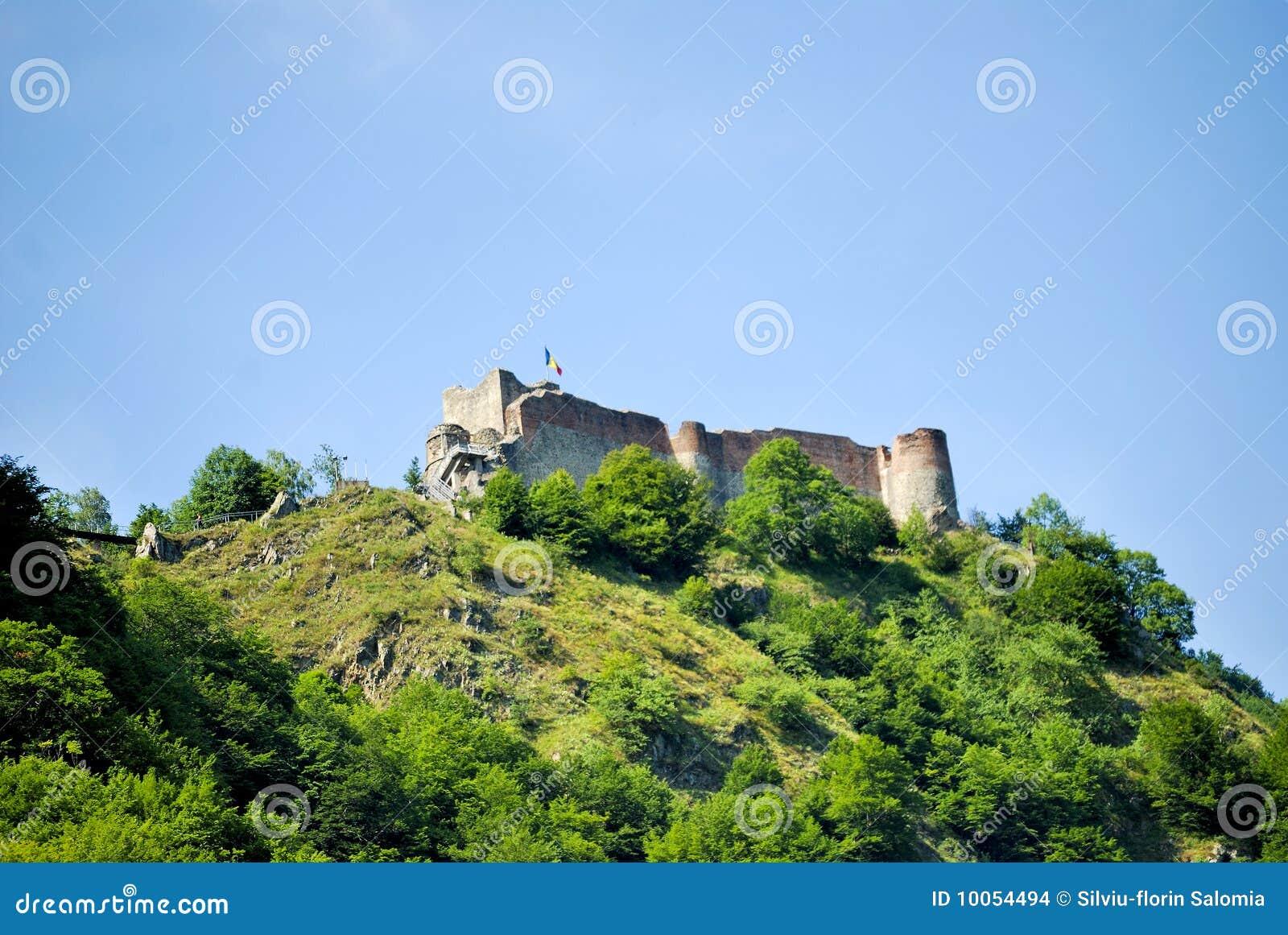 Fortaleza da montanha alta