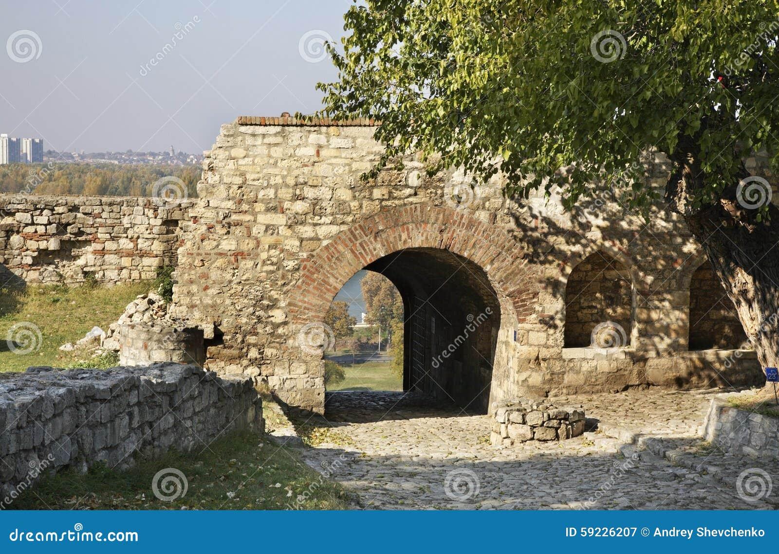 Download Fortaleza De Kalemegdan En Belgrado Serbia Imagen de archivo - Imagen de ciudad, histórico: 59226207
