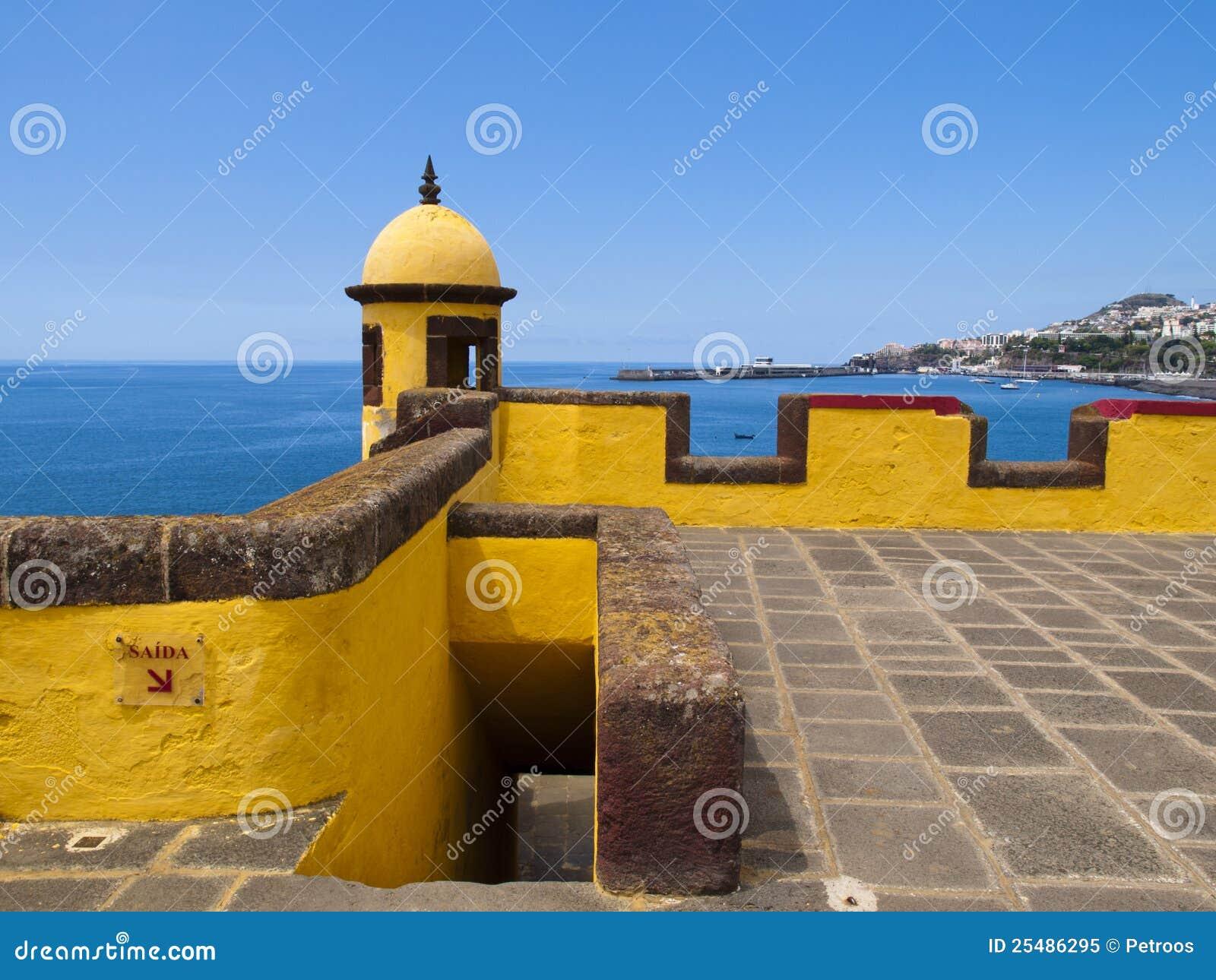 Fortaleza de Sao Tiago