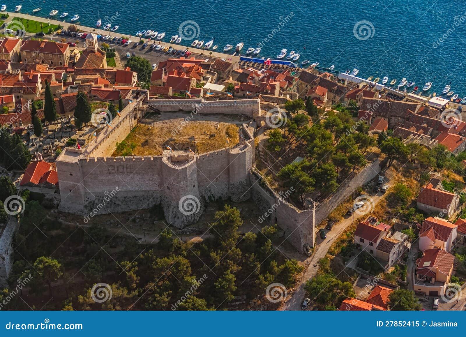 Fortaleza de Sibenik San Juan