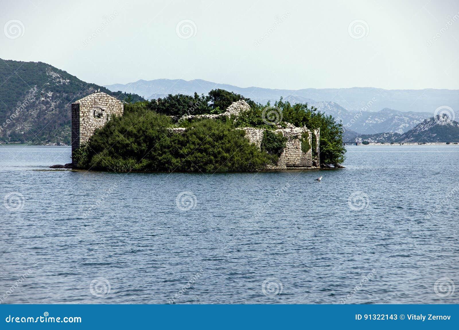 A fortaleza-prisão velha