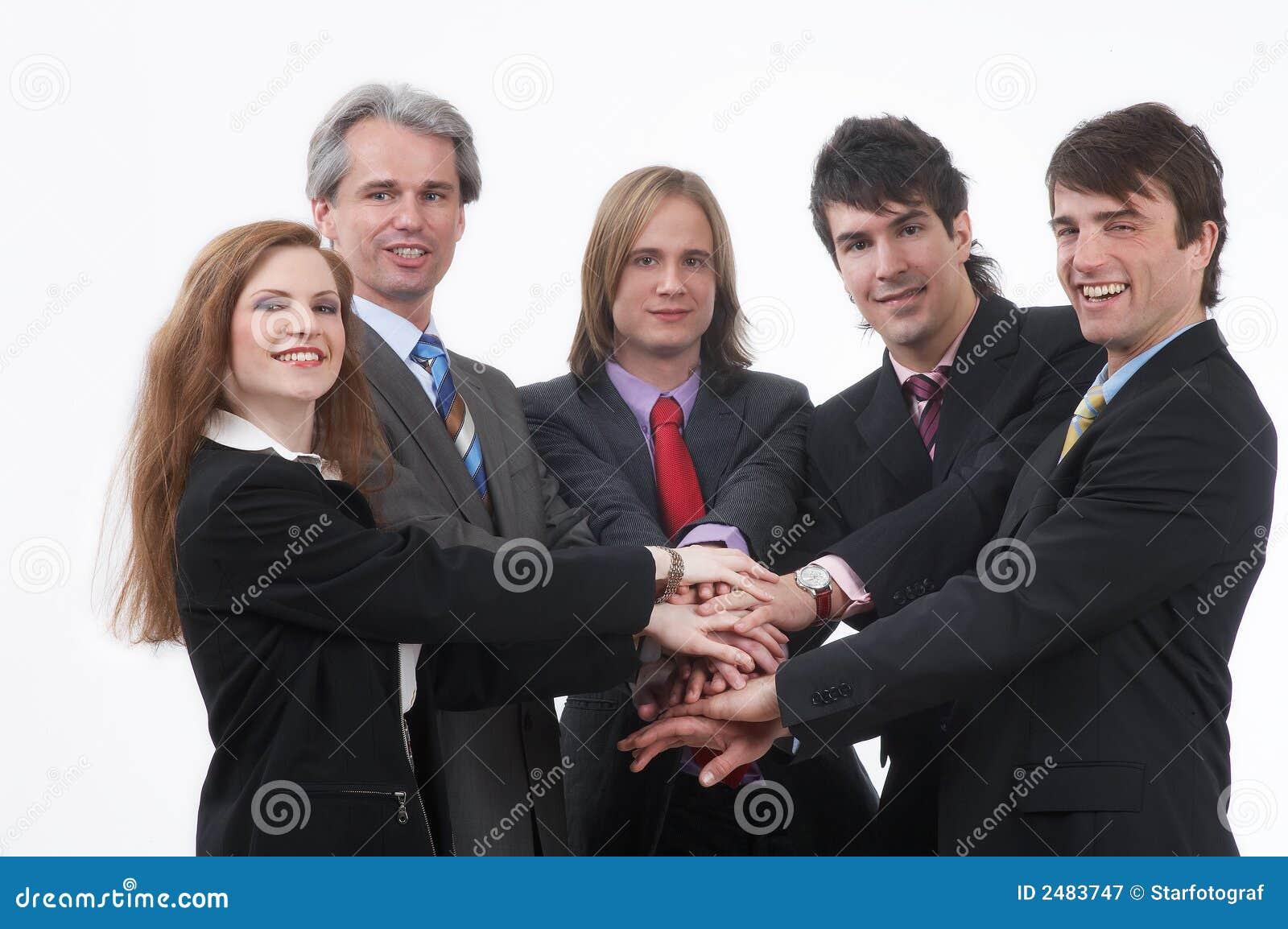 Forte businessteam