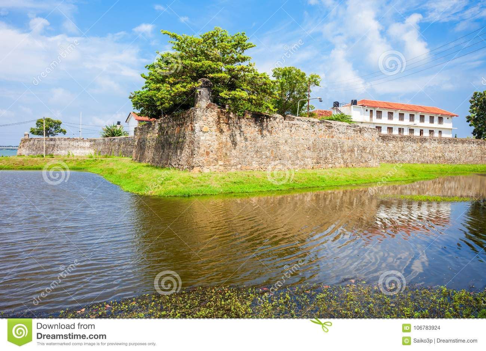 Forte de Batticaloa, Sri Lanka
