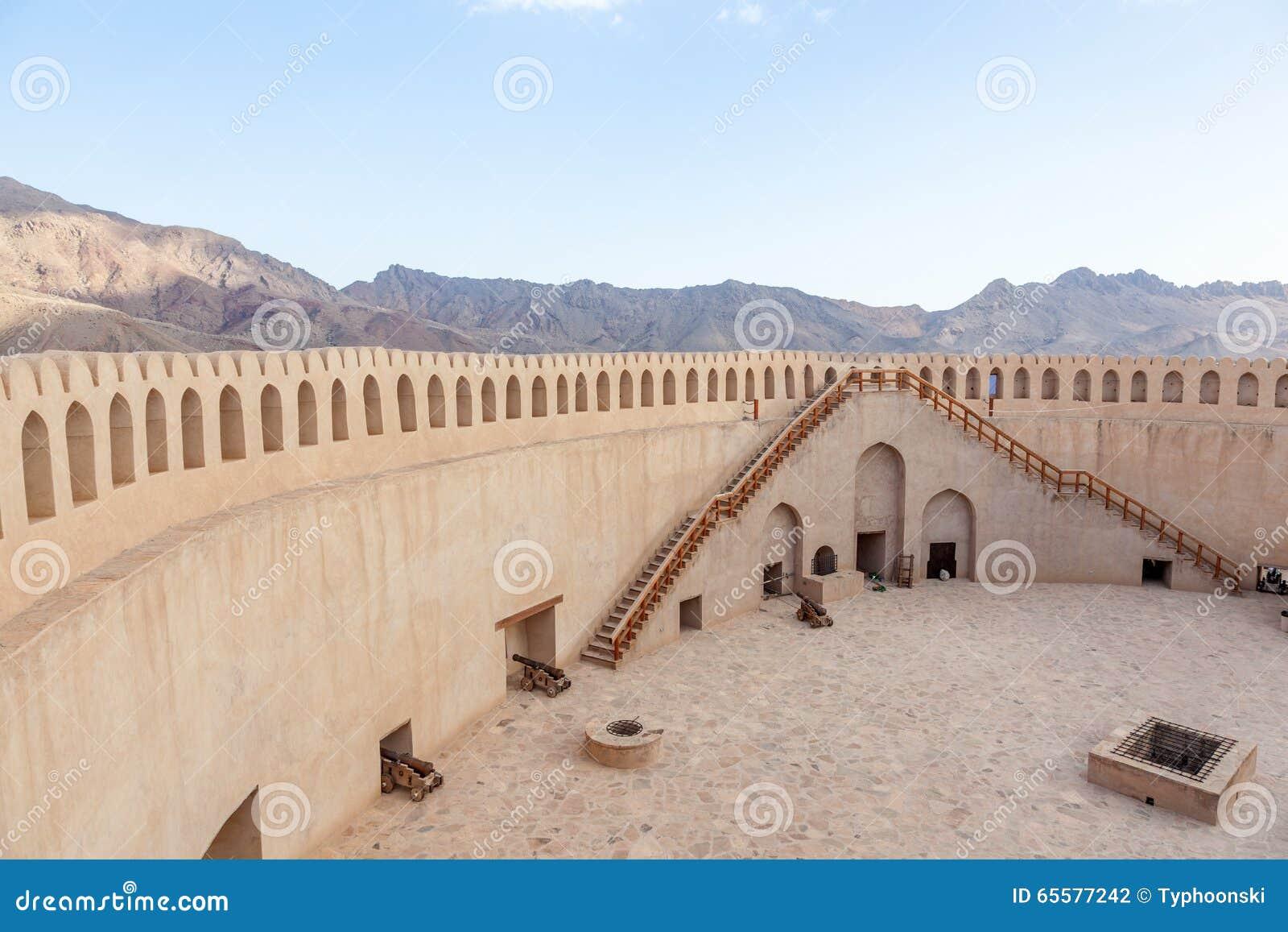 Forte de Nizwa, Oman