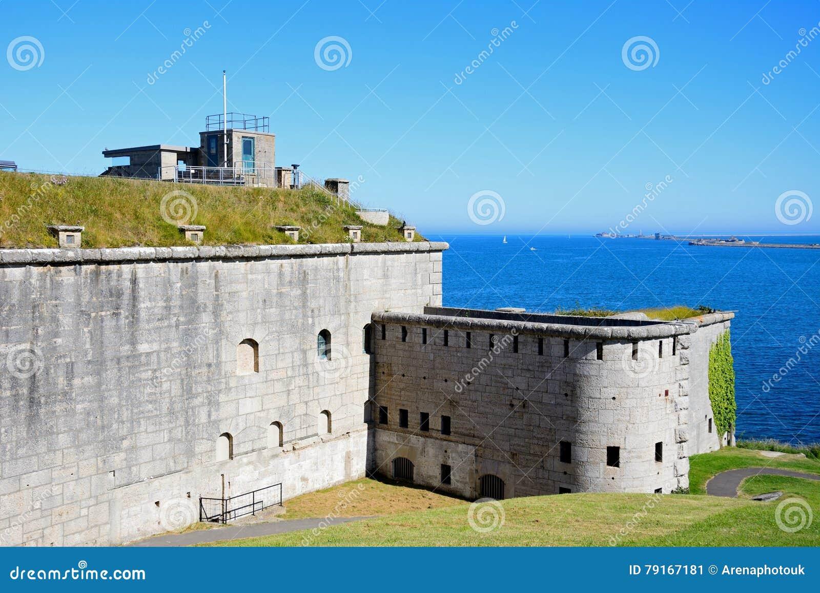 Forte de Nothe, Weymouth