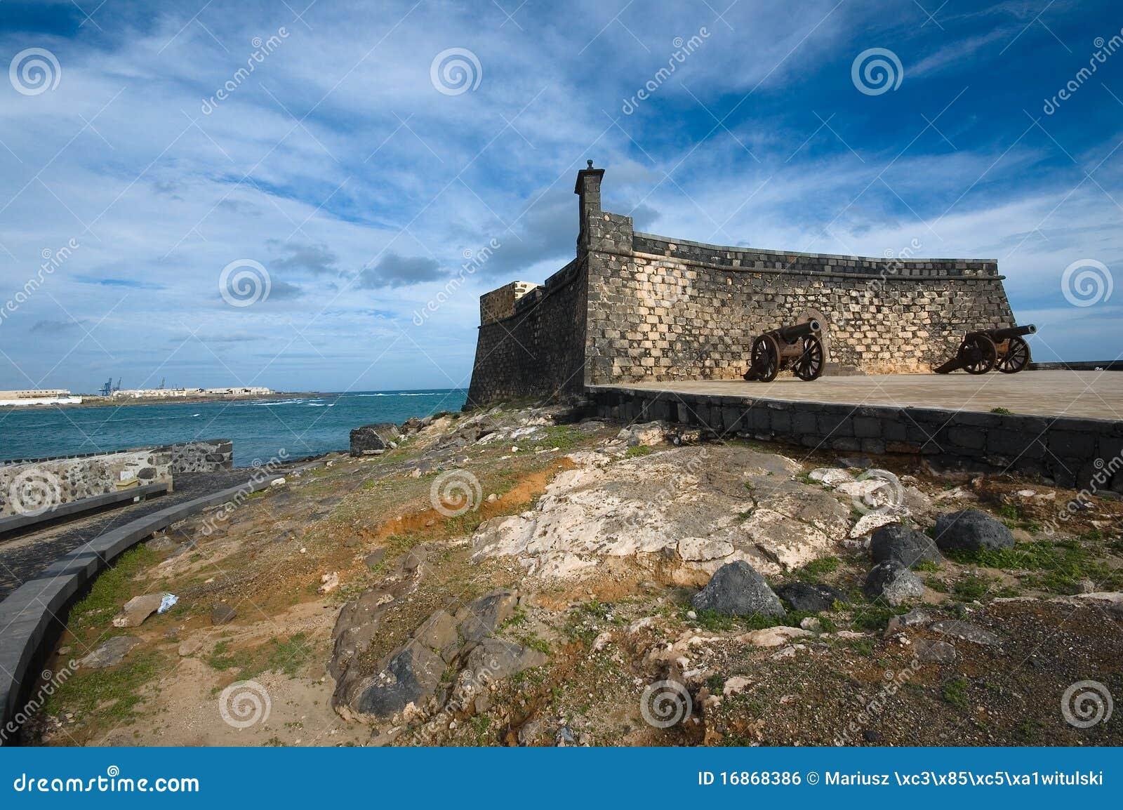 Forte em Arrecife