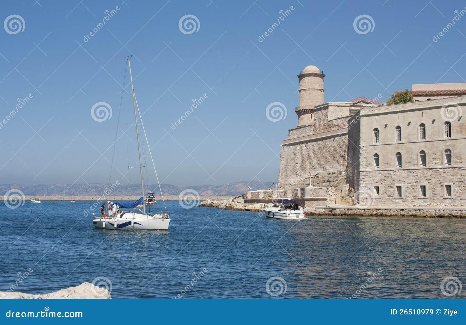 Forte Saint-Jean, Marselha