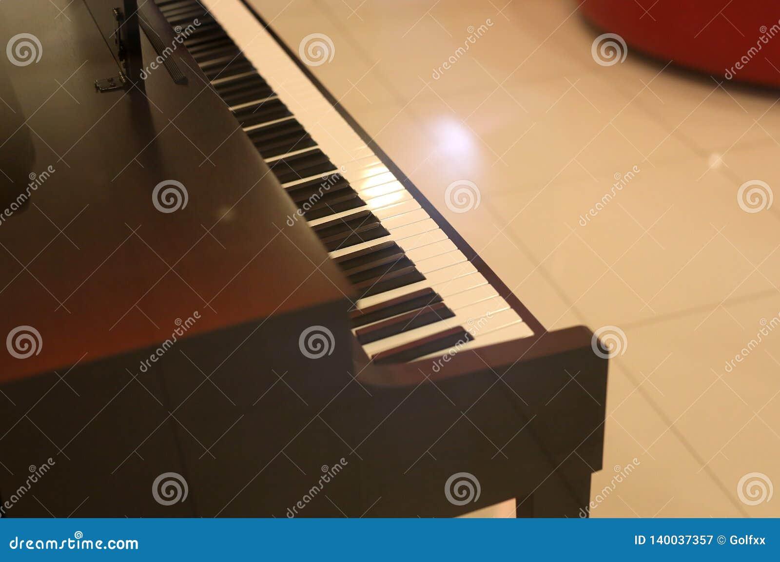 Fortepianowa i Fortepianowa klawiatura