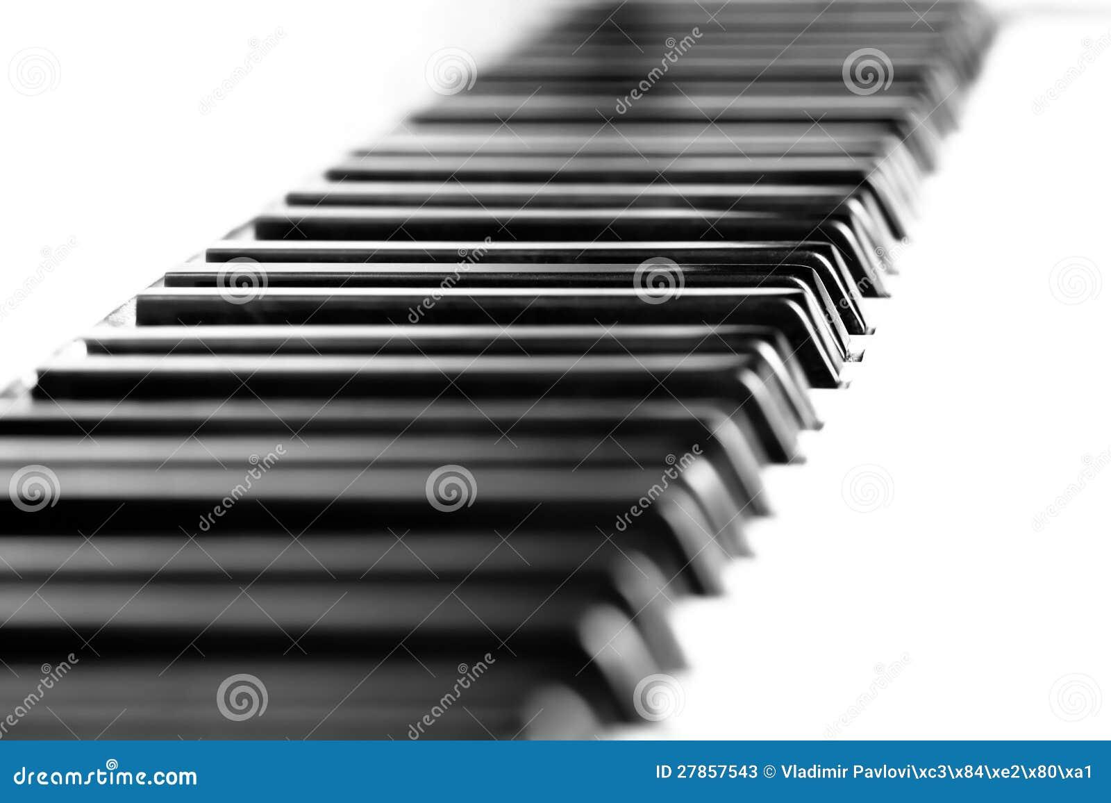Fortepianowi klucze
