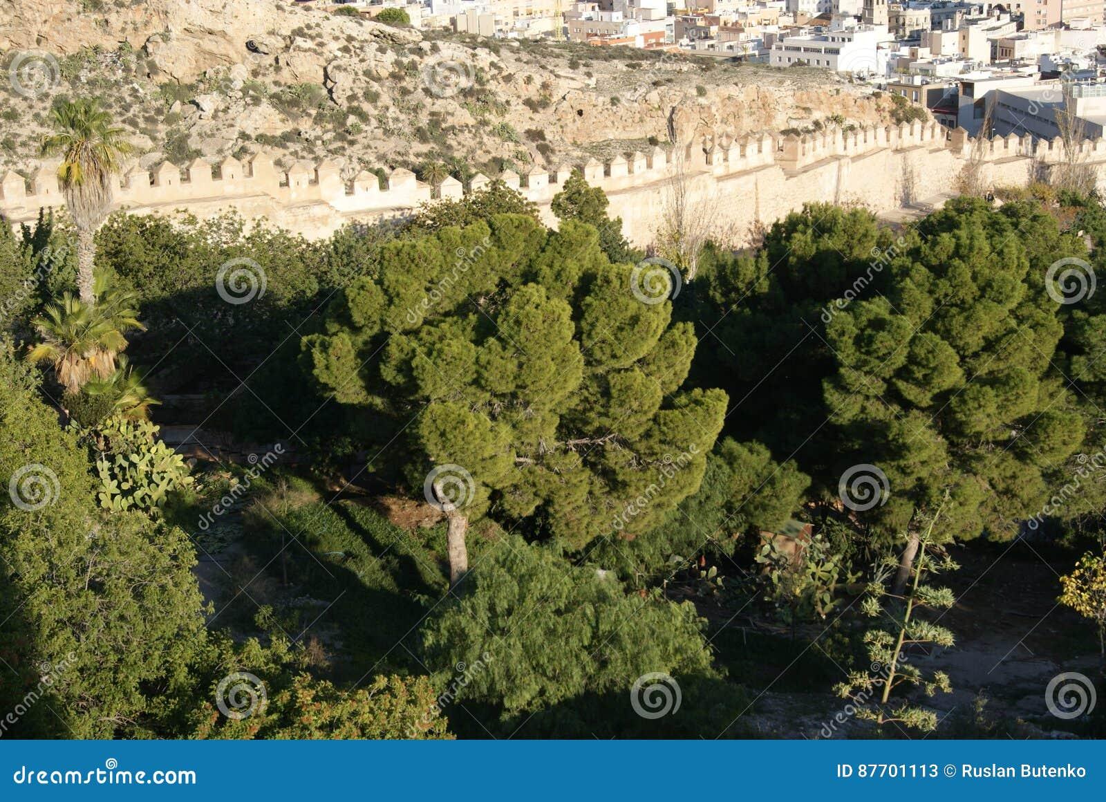 Forteresse Alcazaba