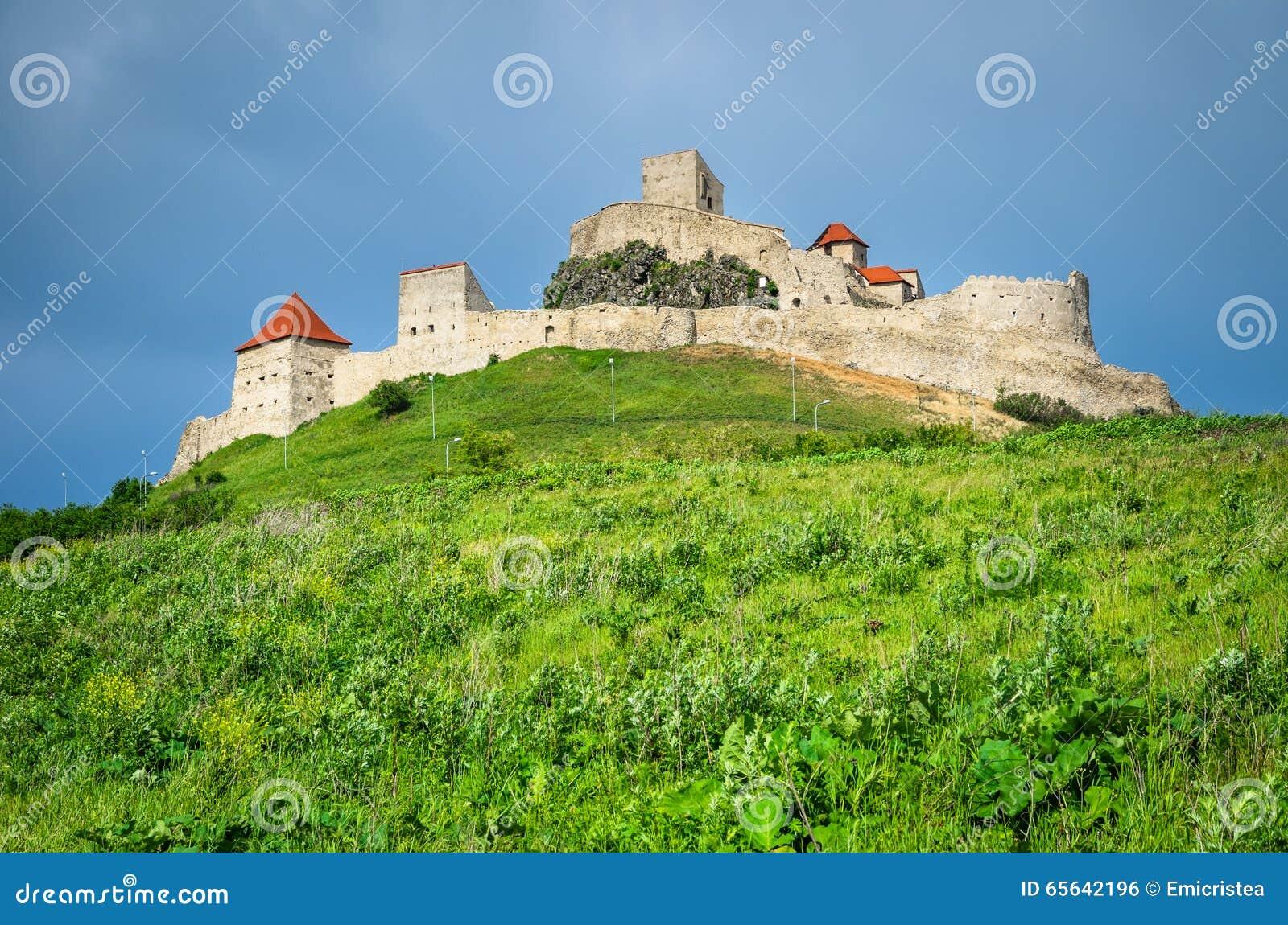 Forteresse de Rupea, la Transylvanie, Roumanie