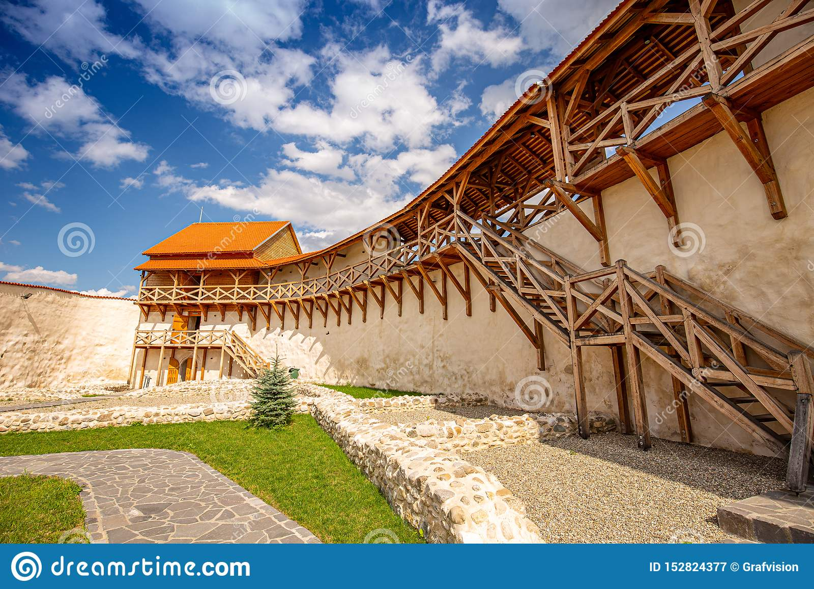 Forteresse médiévale Marienburg