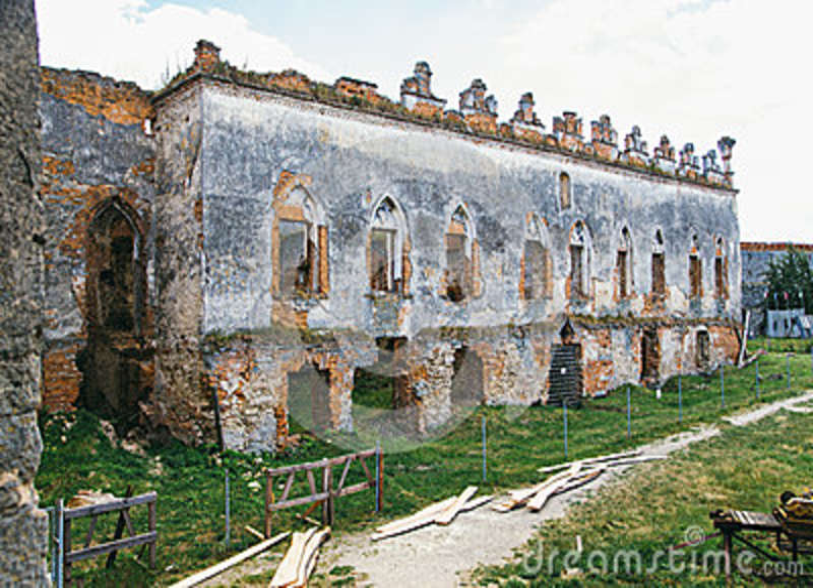 Fortess de Medzhybizh