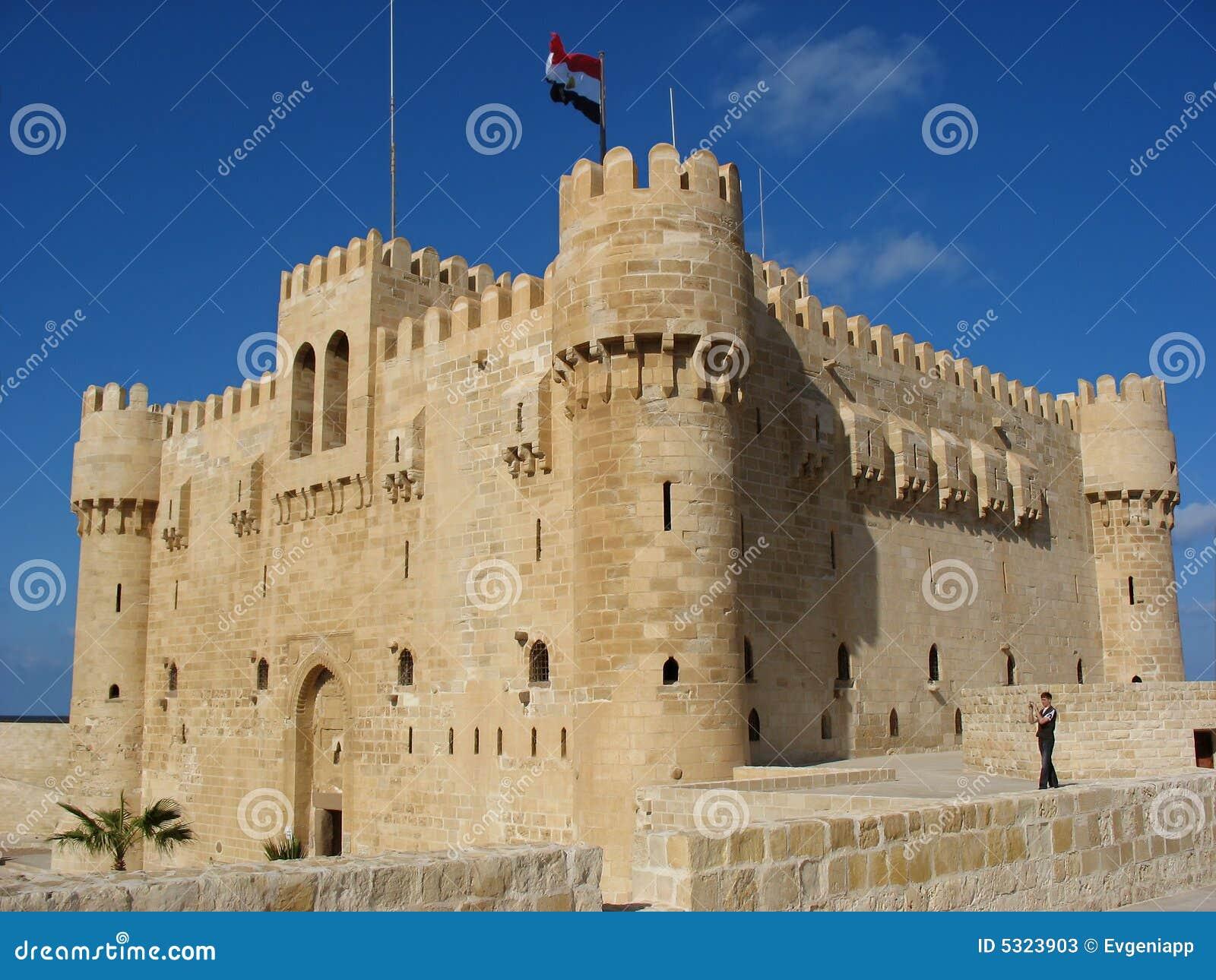 Download Fortezza a Alessandria immagine stock. Immagine di reale - 5323903