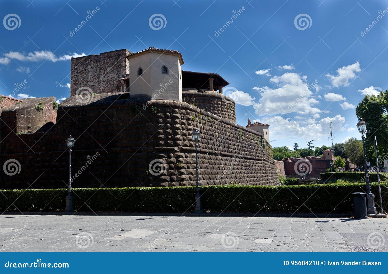 Fortezza DA Basso Florence, Italië