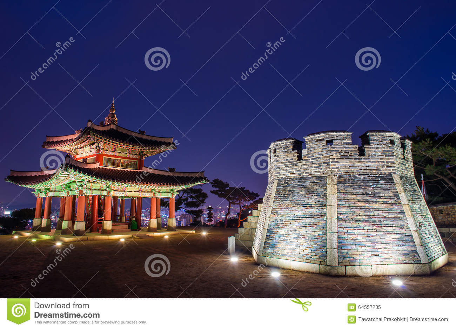 Fortezza di Hwaseong a Suwon