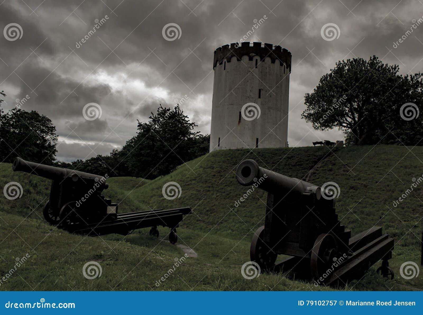 A fortificação velha