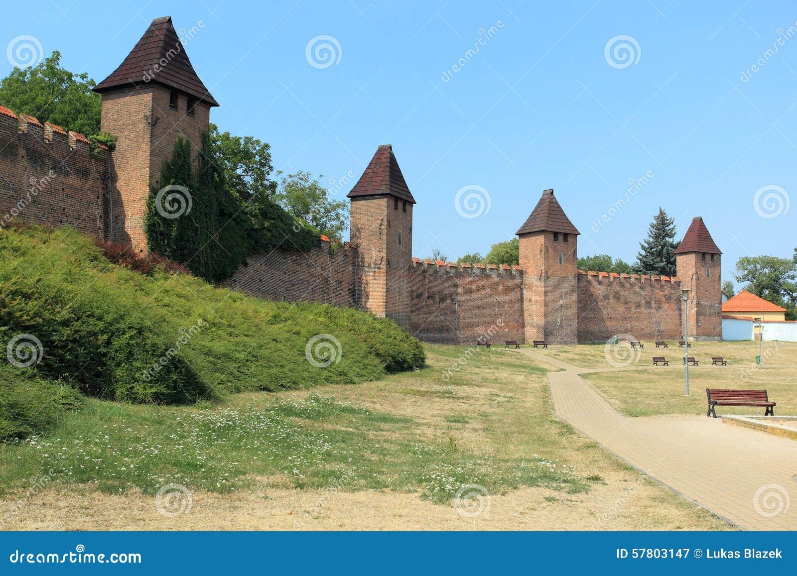 Fortification dans Nymburk