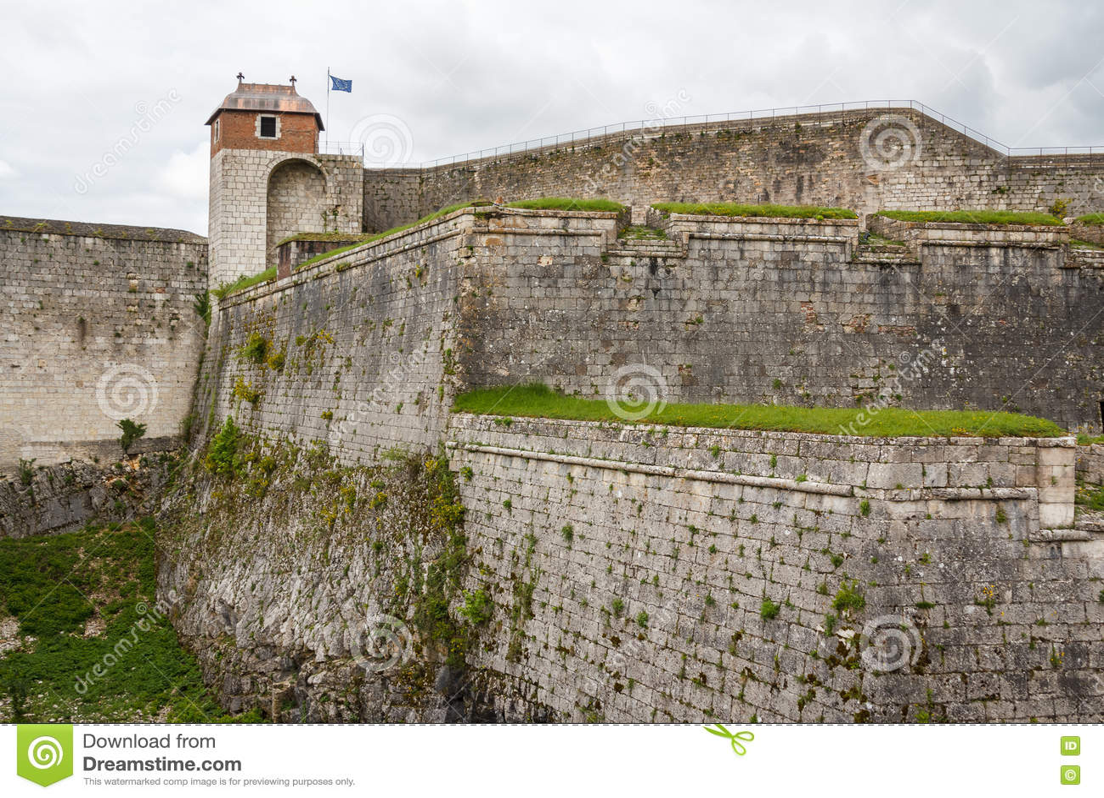 Fortifications de Besançon