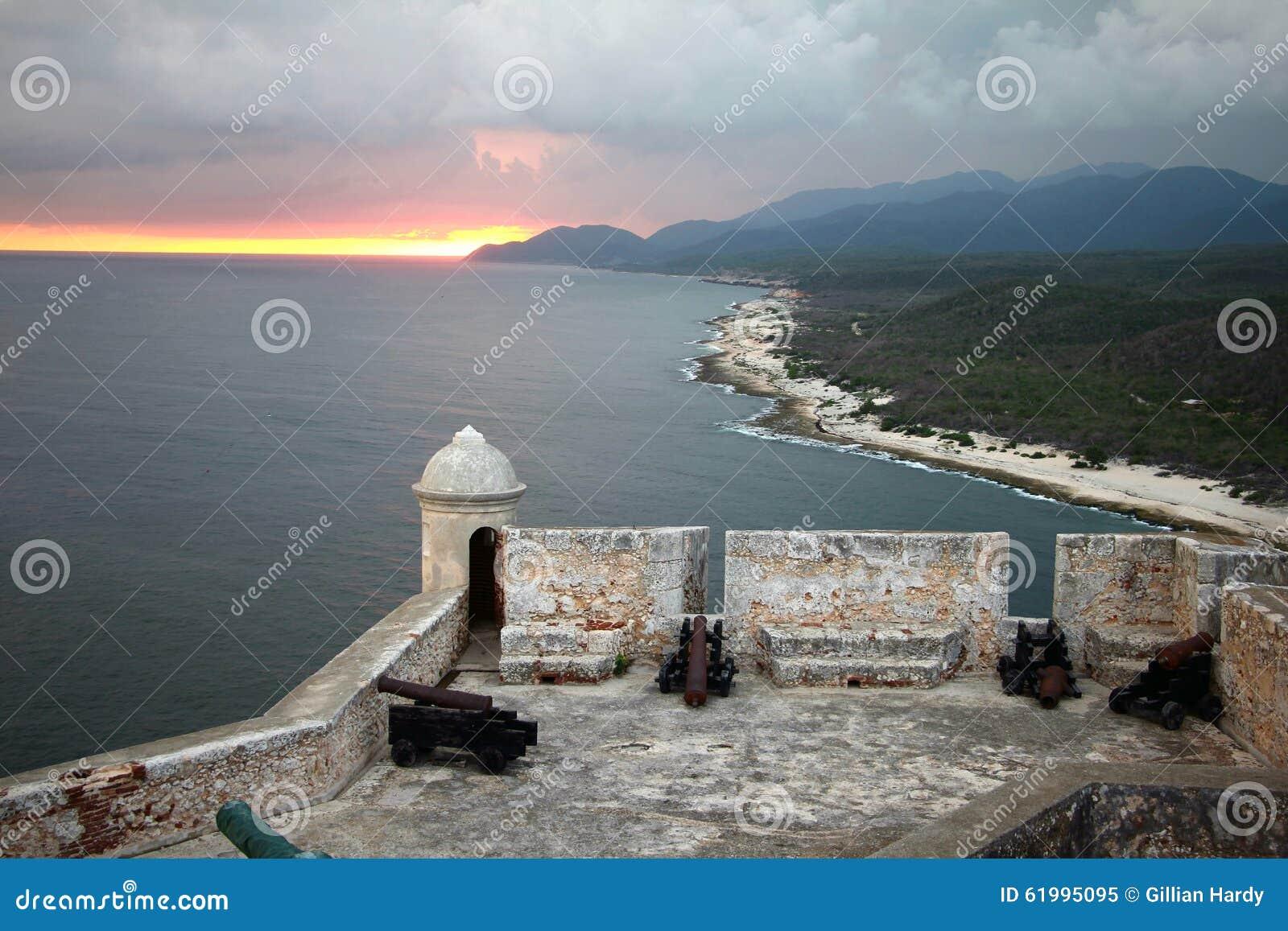 Fortificazione Cuba di EL Morro