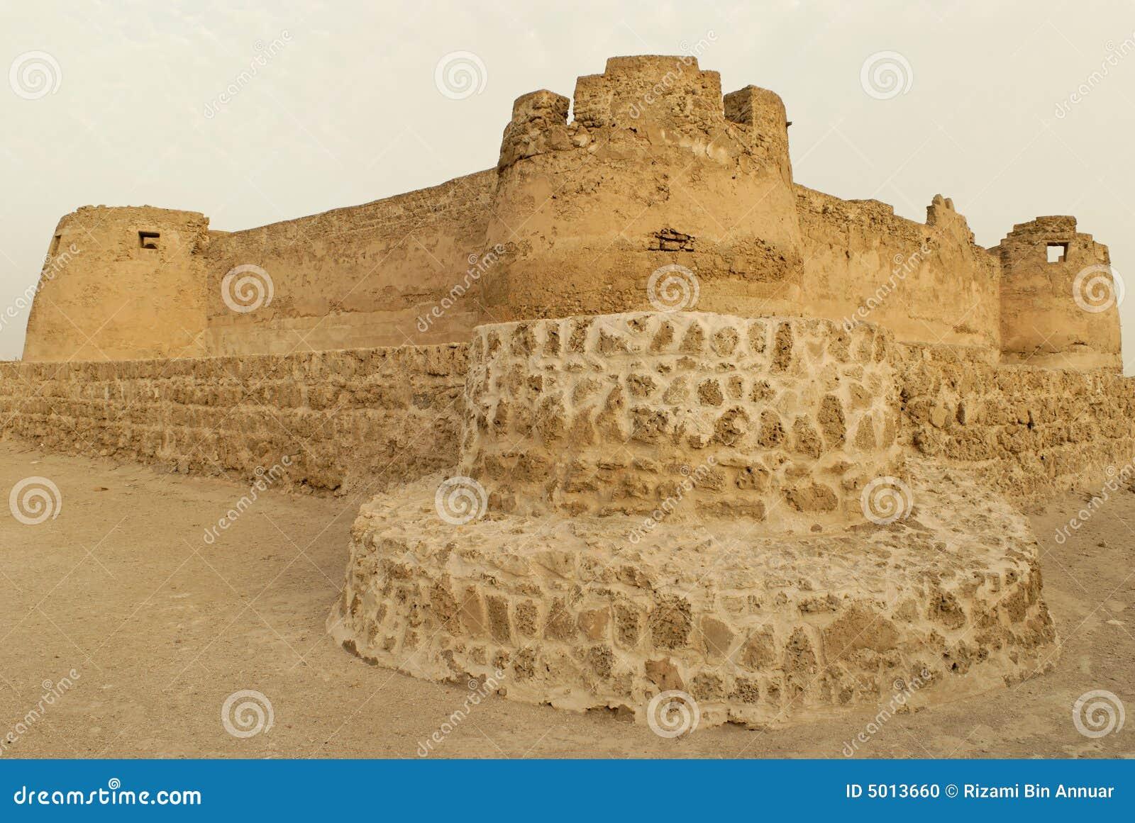 Fortificazione di Arad, Bahrain