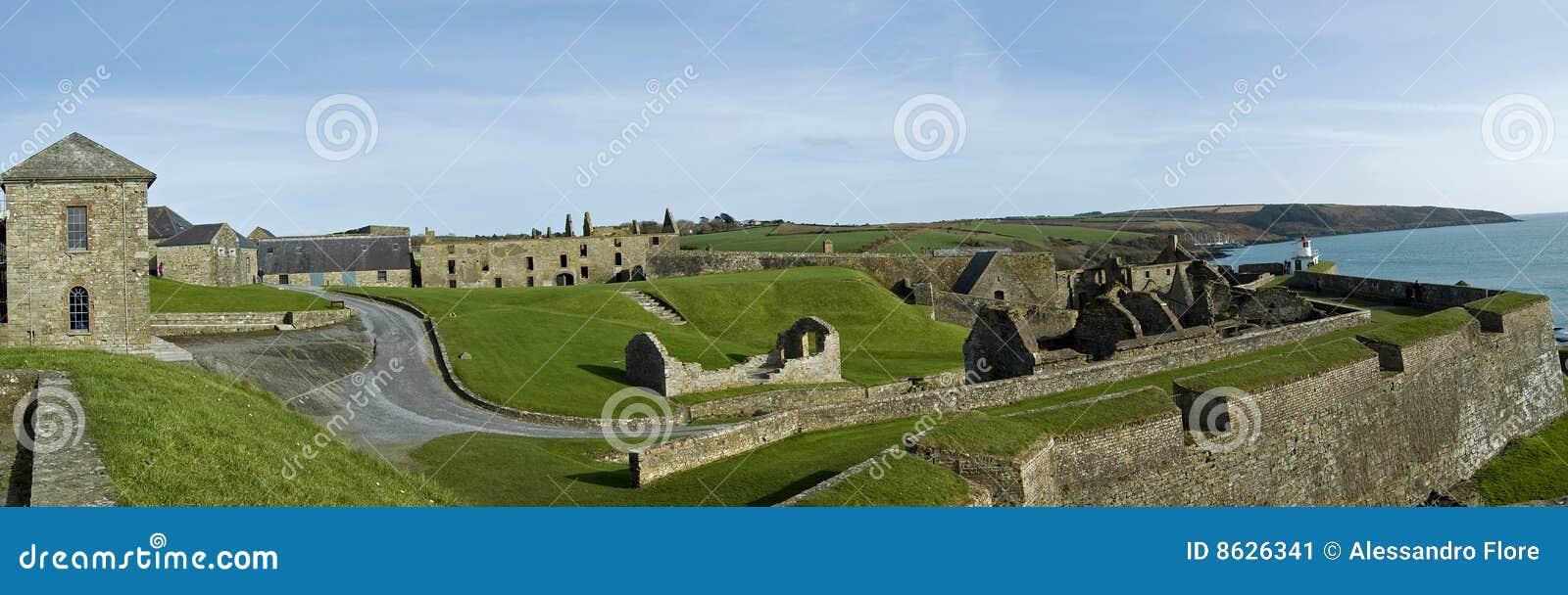 Fortificazione Kinsale del Charles