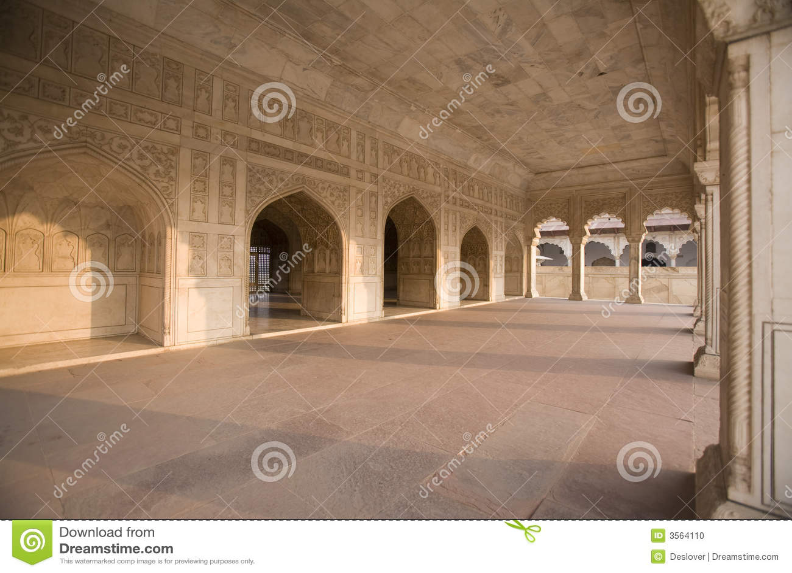 Fortificazione rossa - Agra, India
