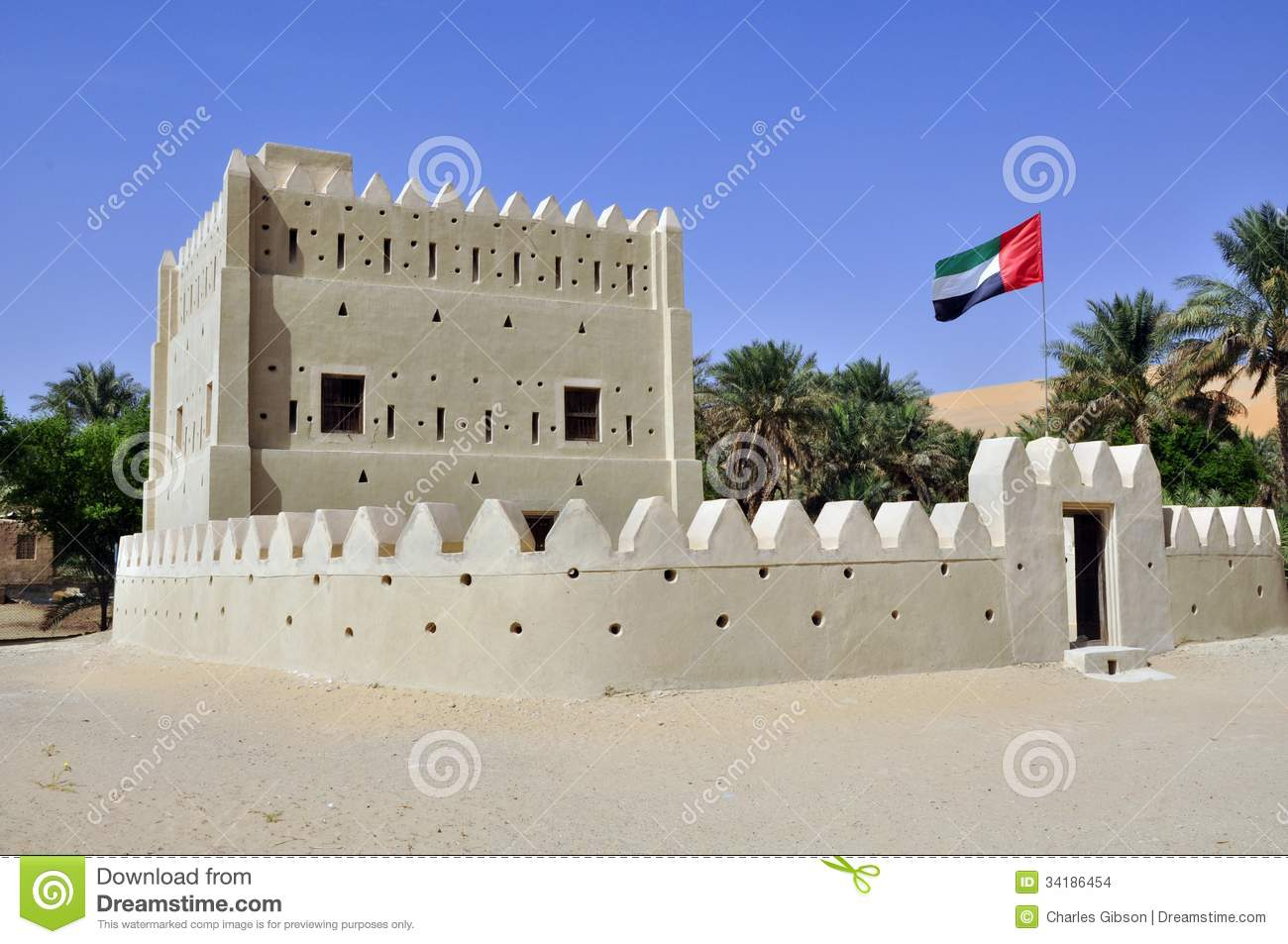 Fortified home liwa stock images image 34186454 for Fortified home plans
