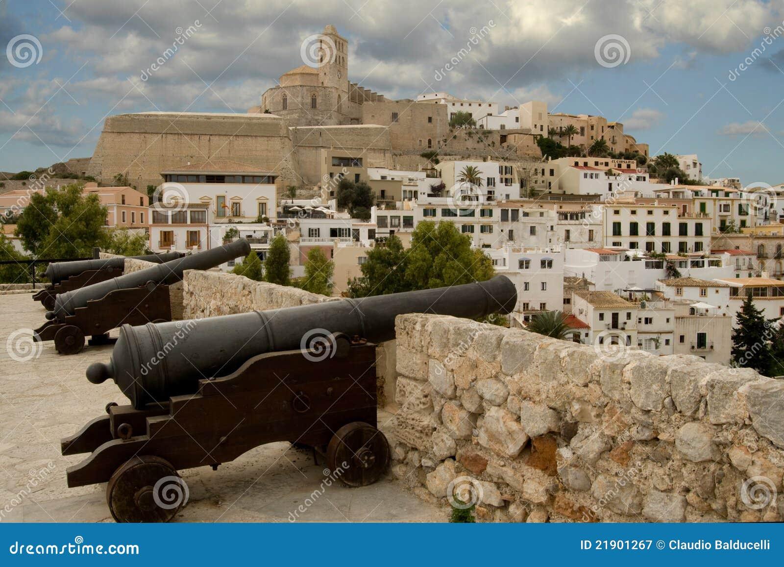 Fortress Dalt Vila (Ibiza)