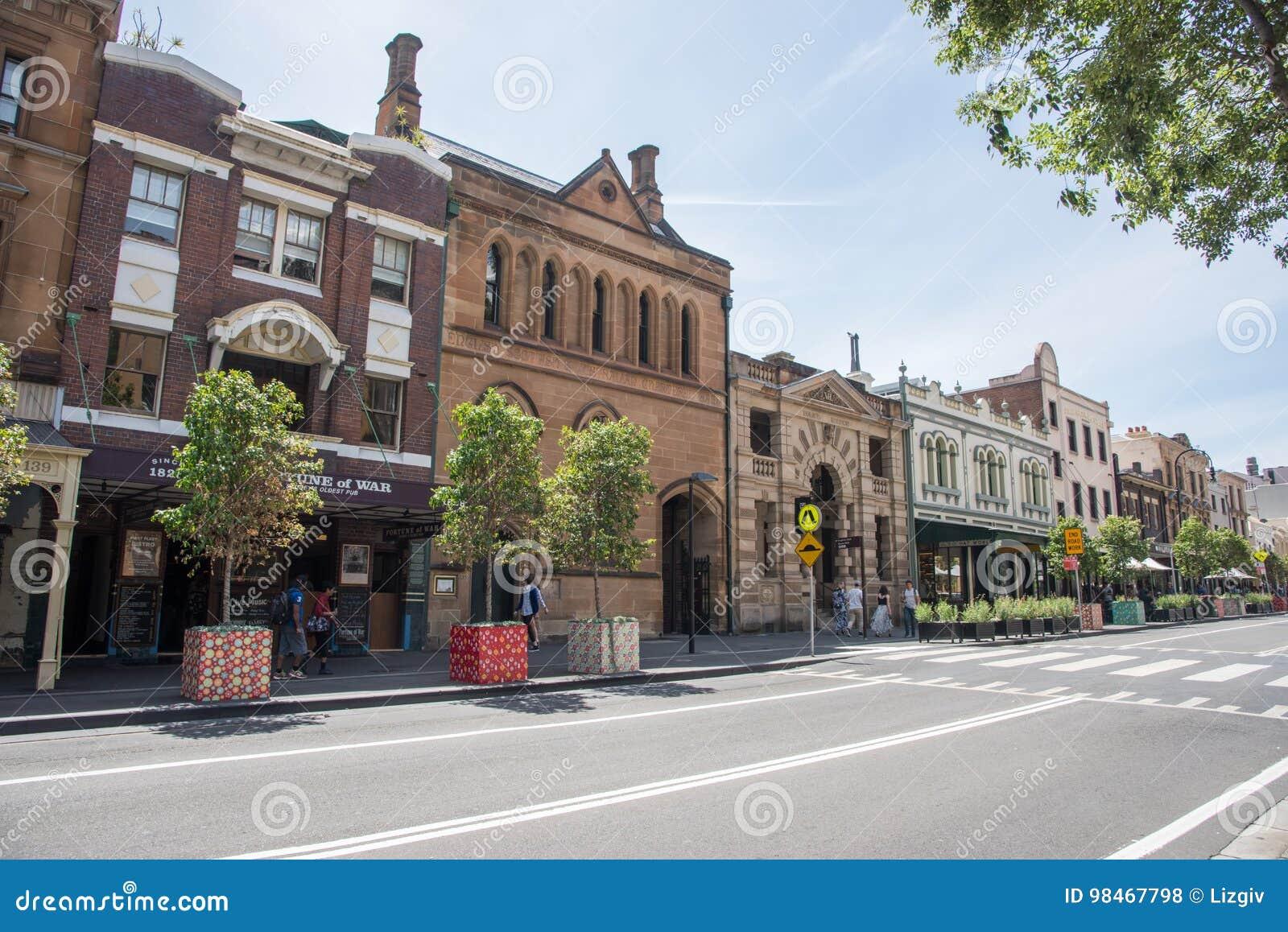 Fortuin van Oorlog: Sydney Pub