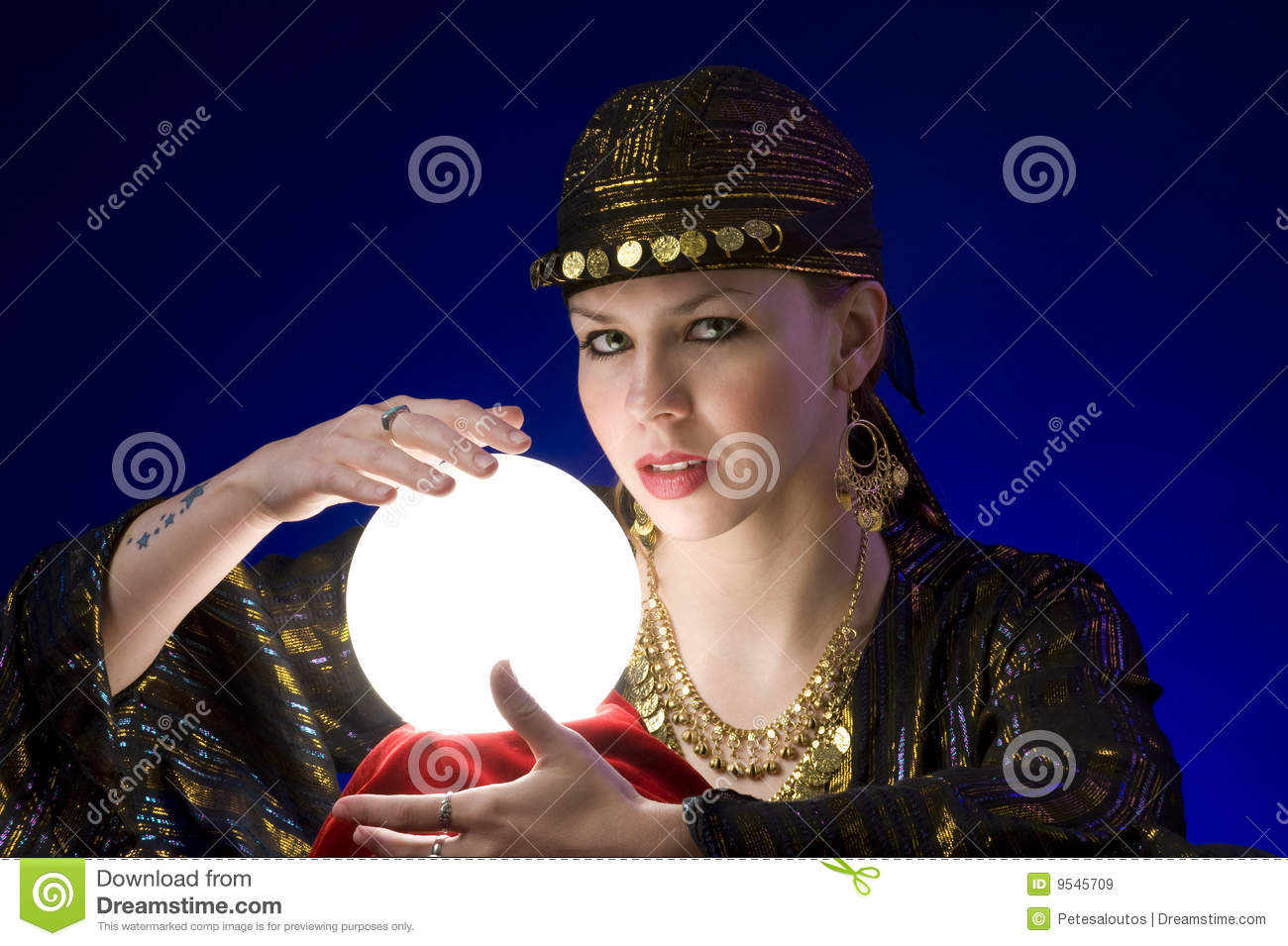 free gypsy fortune telling cards