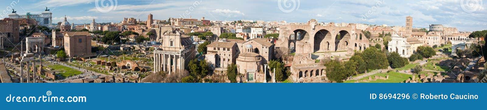 Forum rzymski Rome