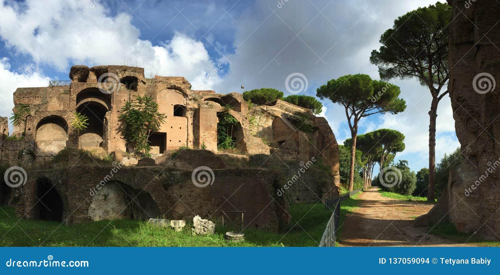 Forum var mitten av dagligt liv i Rome