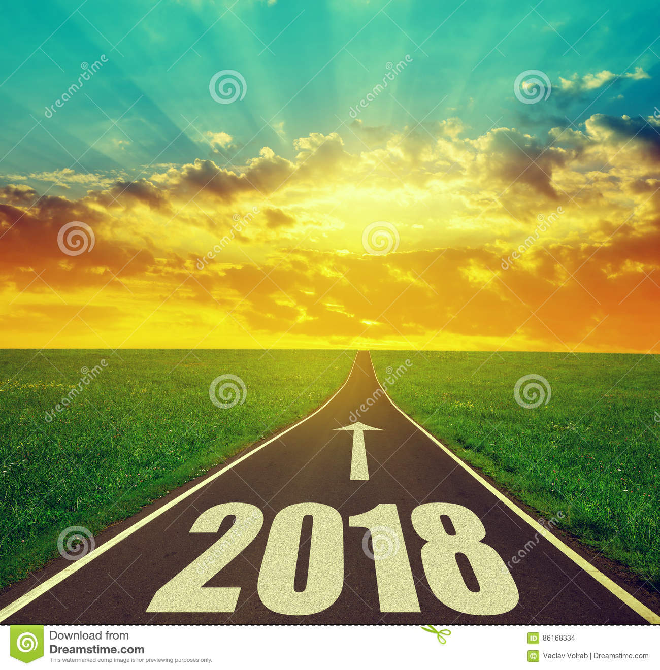 Forward to the New Year 2018