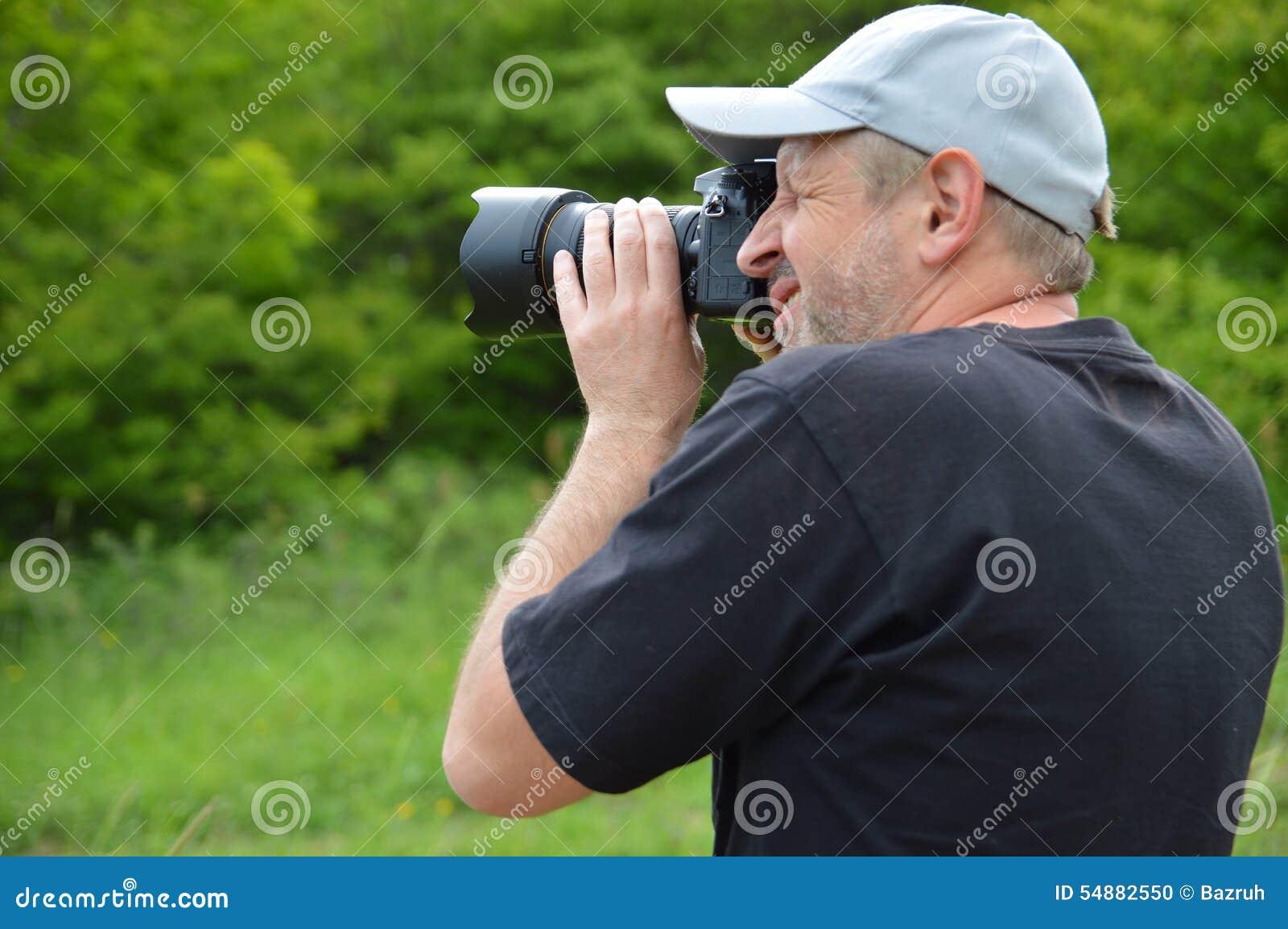 Fotógrafo afiado