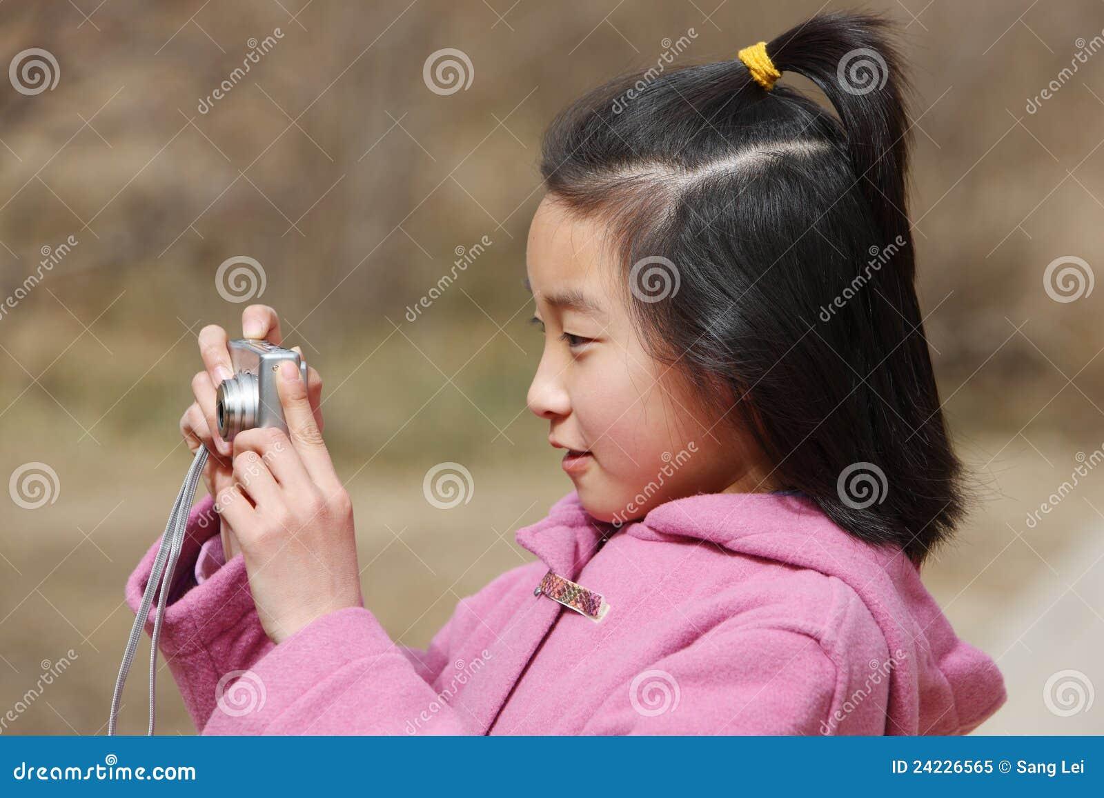 Fotógrafo da criança
