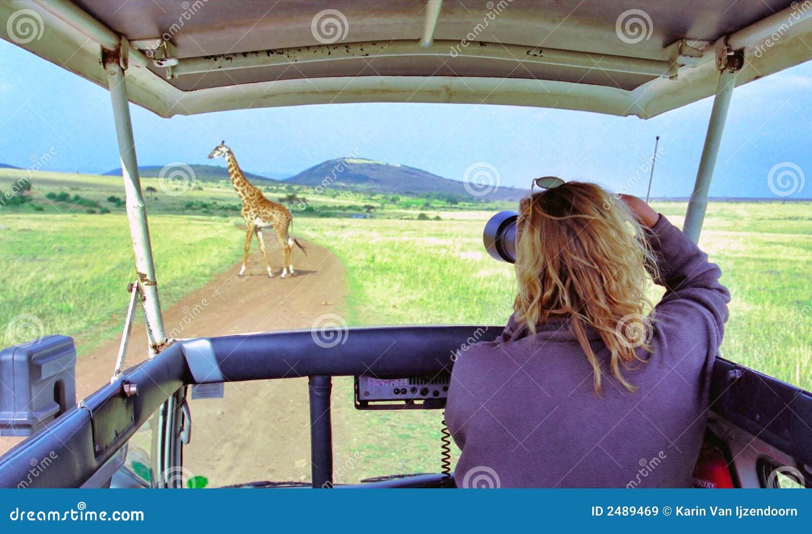 Fotógrafo de la fauna