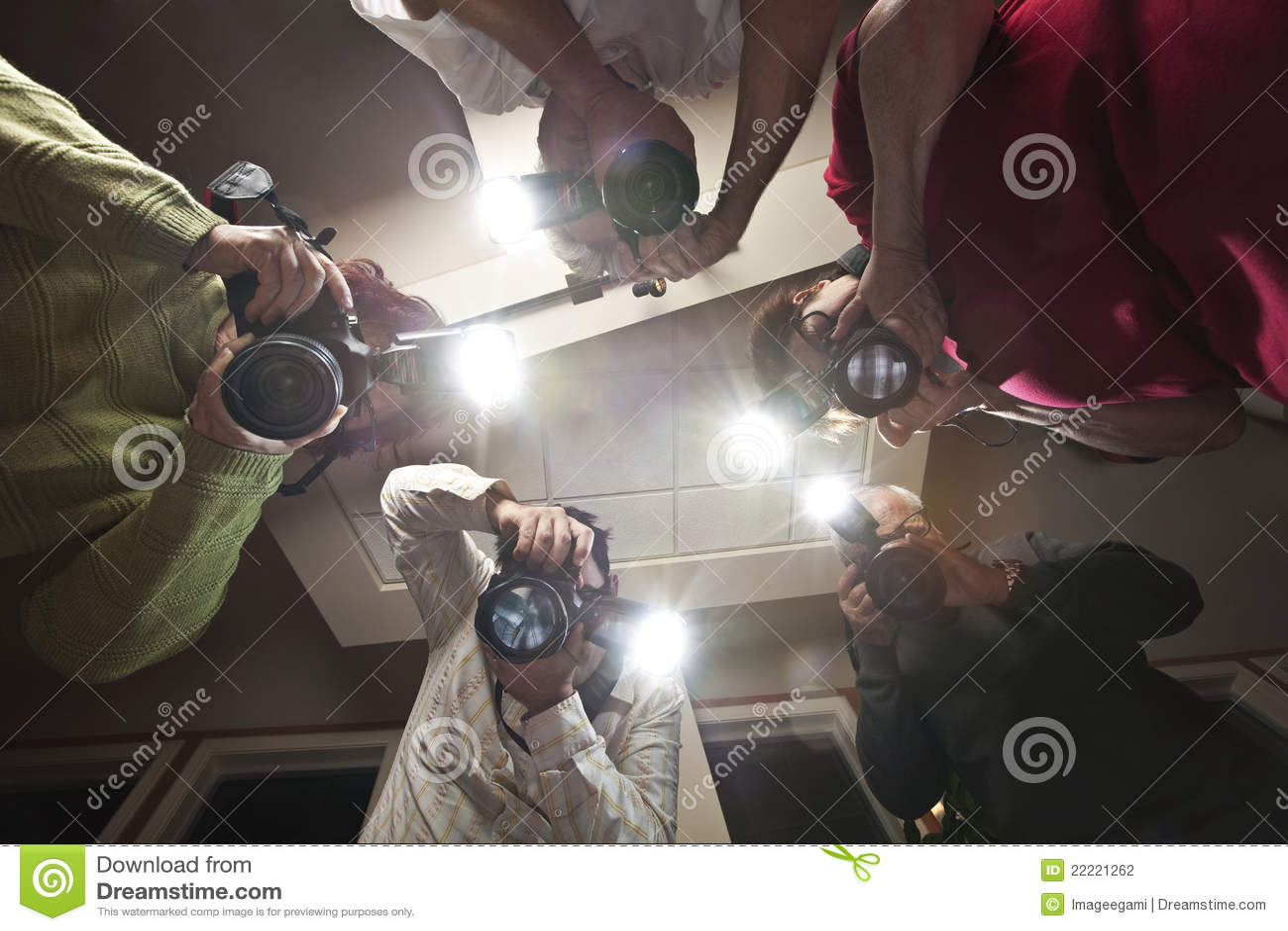 Fotógrafo dos paparazzi
